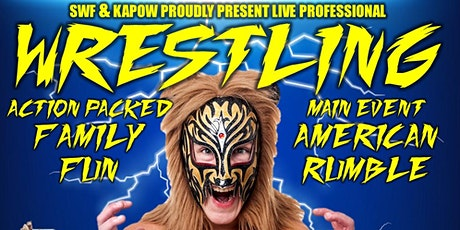 Live Wrestling in Eastleigh tickets