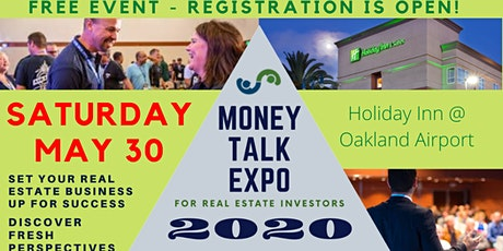 POSTPONED - MONEY TALK EXPO 2020 For Real Estate Investors tickets