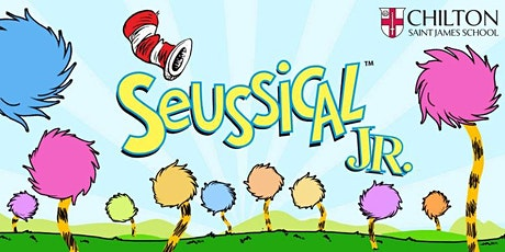 Seussical Jr tickets