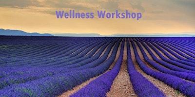 Wellness Workshop: Essential oils made easy
