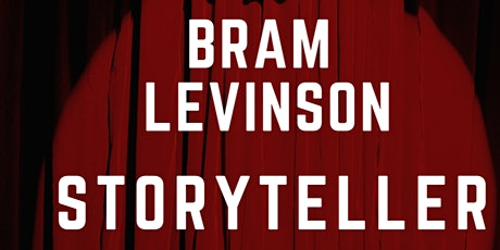 Storyteller - One Night Only With Bram Levinson tickets