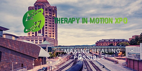 Therapy in Motion XPO tickets