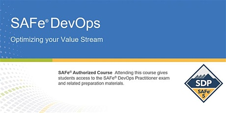 SAFe DevOps (5.0) - Certified Scaled Agile Framework Training tickets