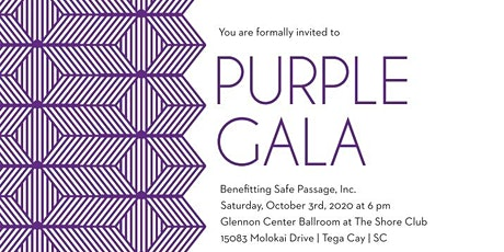 Purple Gala benefitting Safe Passage  tickets