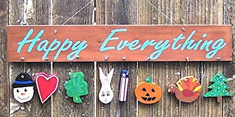 Franklin School's Happy Everything Tricky Tray tickets