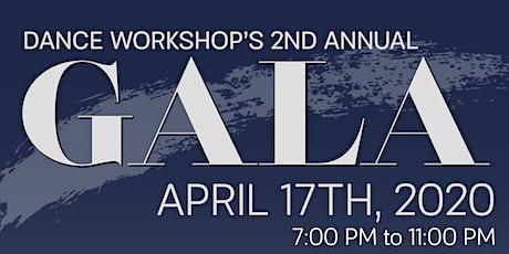 Dance Workshop 2nd Annual Gala tickets