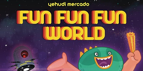 Oni  Press presents... Yehudi Mercado and FunFun Fun World! tickets