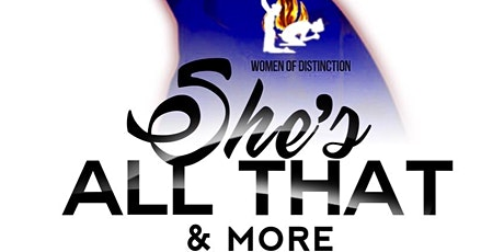 "She's All That & More ""RESILIENCE"" tickets"