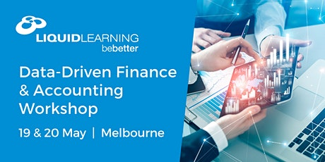 Data-Driven Finance & Accounting Workshop Melbourne tickets
