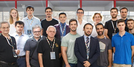 "12th International Workshop and Advanced School ""Spaceflight Dynamics and Control bilhetes"