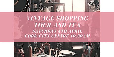 Cork City Vintage Tour and Tea- With Cork Burlesque Festival tickets