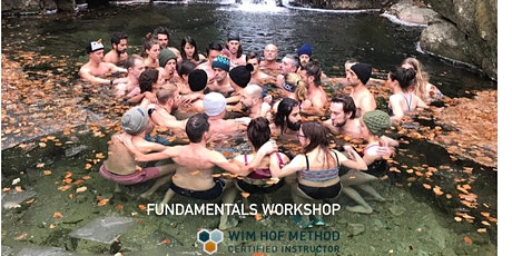 Wim Hof Fundamentals tickets