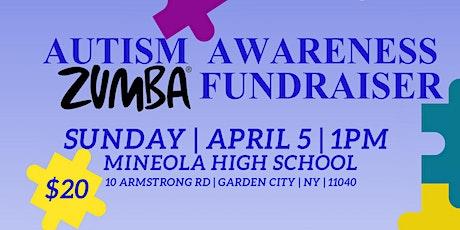 Autism Awareness Zumba Fundraiser  tickets