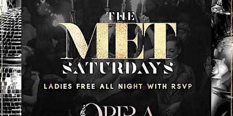 Met Saturdays at Opera Each & Saturday tickets