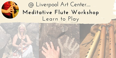 Flute Meditation Workshop tickets