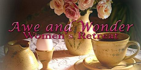 Ladies RULE Awe and Wonder Women's Retreat tickets