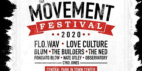 The.Movement Fest 2020 tickets