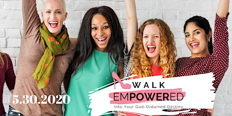Walk EmPOWERed tickets
