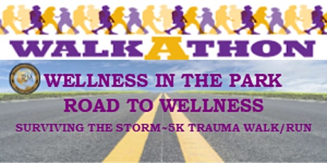 """Surviving the Storm"" Trauma Survivors 5k Walk/Run tickets"
