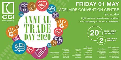 CCI Trade Day tickets