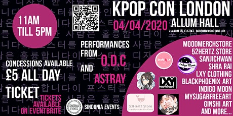 KPop Con London tickets