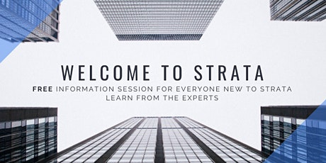 Welcome to Strata / Body Corporate tickets