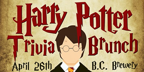 Harry Potter Trivia Brunch at B.C. Brewery tickets