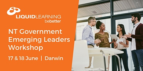 NT Government Emerging Leaders Workshop tickets