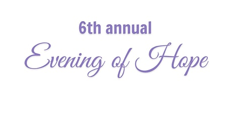 2020 Evening of Hope tickets