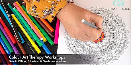 Colour Art Therapy tickets