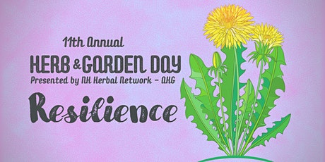 11th Annual Herb & Garden Day - Vendor & Plant Sale Registration tickets