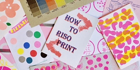 *ONLINE* Riso 101 & Poster Making tickets