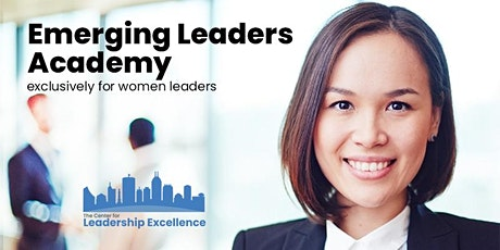 Emerging Leaders Academy - July 2020 Cohort tickets