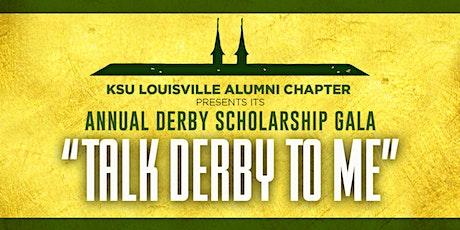 Talk Derby to Me tickets