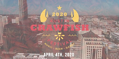 [POSTPONED] Austin Crawfish Festival 2021 tickets