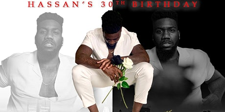 Hassan's 30th Birthday Party All Black vs All White tickets