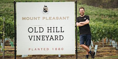 Mount Pleasant Wine Dinner @ Mangiasti w/ Adrian Sparks tickets