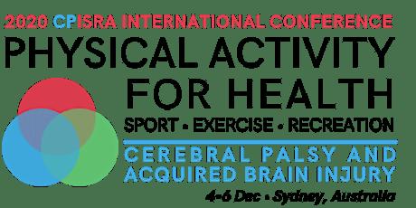 2020 CPISRA International Conference tickets