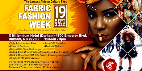 8th Annual Mama Afrika Festival  & EXPO tickets