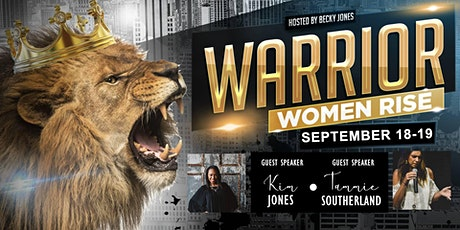 Warrior Women Rise 2020 tickets