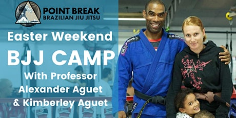 Easter Weekend BJJ CAMP tickets