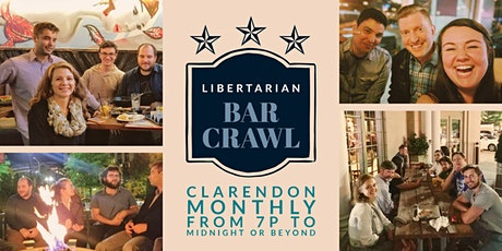 Libertarian Bar Crawl in Arlington tickets