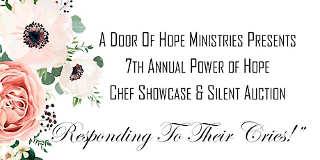 7th Annual Power of Hope 2020-Responding To Their Cries! tickets