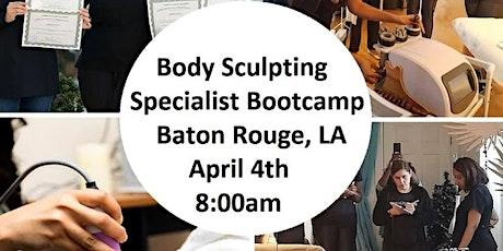 Sculpt Queens 3 Certification Classes: Baton Rouge tickets