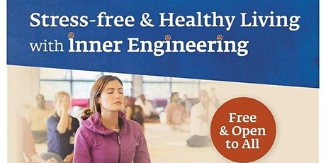 Introduction to Inner Engineering by Isha Foundation tickets