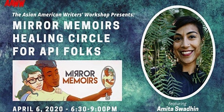 Mirror Memoirs Healing Circle for API Folks tickets