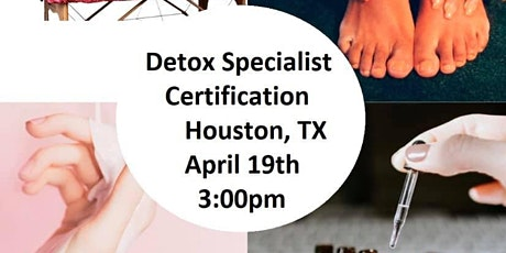 Detoxification Specialist: Houston tickets