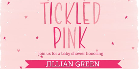 Jillian & Jonathan Green's Baby Shower tickets