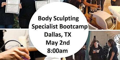 Sculpt Queens 3 Certification Classes: Dallas tickets