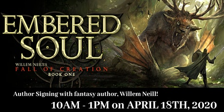 Author Signing with Willem Neill tickets